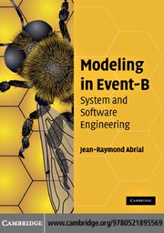 Cover of: Modeling in event-b | Jean-Raymond Abrial