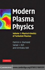 Modern plasma physics