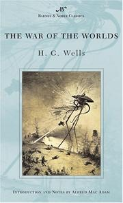 Cover of: The War of the Worlds (Barnes & Noble Classics Series) (B&N Classics) by H. G. Wells