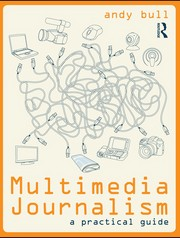 Cover of: Multimedia journalism