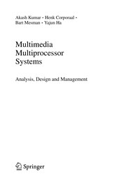 Cover of: Multimedia Multiprocessor Systems | Akash Kumar