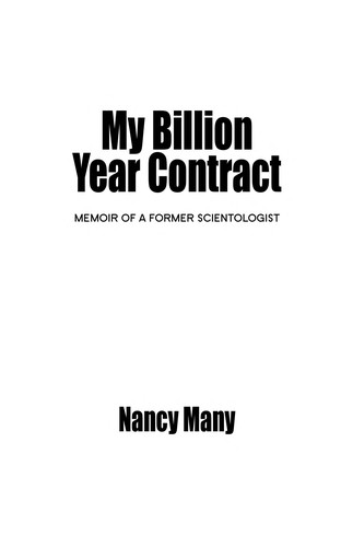 My Billion Year Contract by