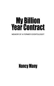 Cover of: My Billion Year Contract |