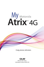Cover of: My Motorola Atrix 4G | Craig James Johnston