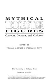 Cover of: Mythical trickster figures |