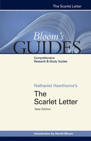 Cover of: Nathaniel Hawthorne's The scarlet letter