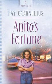 Cover of: Anita's fortune | Kay Cornelius