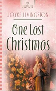 Cover of: One Last Christmas (Heartsong Presents #618)