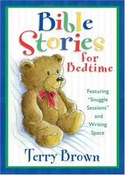 Cover of: Bible Stories for Bedtime