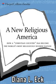 Cover of: A New Religious America |