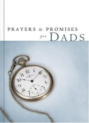 Cover of: Prayers and Promises for Dads (Prayers & Promises)