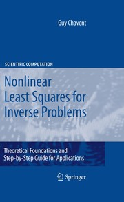 Cover of: Nonlinear Least Squares for Inverse Problems