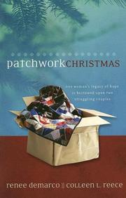 Cover of: Patchwork Christmas: An Heirloom Quilt/Addressee Unknown (Steeple Hill Christmas 2-in-1)