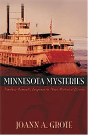 Cover of: Minnesota Mysteries