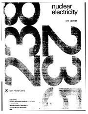 Cover of: Nuclear electricity | Ian Hore-Lacy