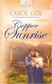 Cover of: Copper Sunrise