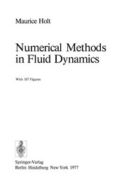 Cover of: Numerical Methods in Fluid Dynamics | Maurice Holt