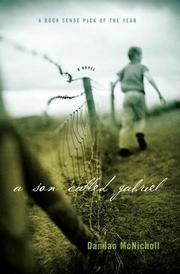Cover of: A Son Called Gabriel | Damian McNicholl