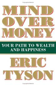 Cover of: Mind over money