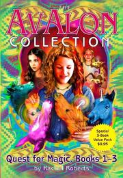 Cover of: The Avalon Collection, Quest for Magic