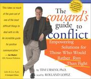 Cover of: The Coward