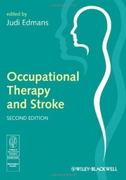 Cover of: Occupational therapy and stroke |