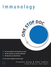 Cover of: One Stop Doc Immunology | Amy Sadler
