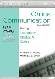 Cover of: Online communication | Andrew F. Wood