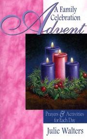 Cover of: Advent