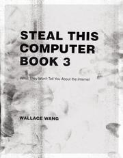 Steal this computer book 3