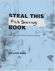 Cover of: Steal This File Sharing Book