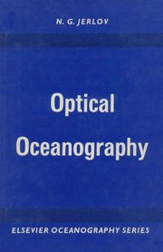 Cover of: Optical oceanography | N. G. Jerlov