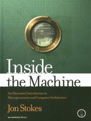 Cover of: Inside the Machine | Jon Stokes