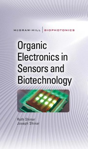 Cover of: Organic electronics in sensors and biotechnology | Ruth Shinar