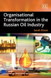 Organizational transformation in the Russian oil industry