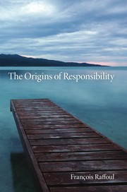 Cover of: The origins of responsibility