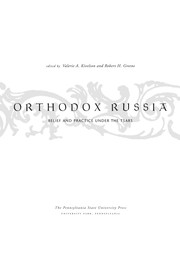 Cover of: Orthodox Russia | Valerie A. Kivelson