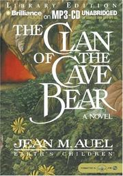 Cover of: Clan of the Cave Bear, The (Earth