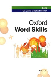 Cover of: Oxford word skills | Ruth Gairns