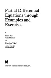 Cover of: Partial Differential Equations through Examples and Exercises | Endre Pap