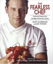 Cover of: The Fearless Chef | Andy Husbands