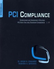 Cover of: PCI Compliance | Anton Chuvakin