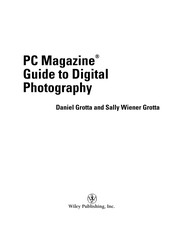 Cover of: PC magazine guide to digital photography | Daniel Grotta