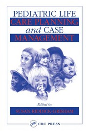 Cover of: Pediatric life care planning and case management |