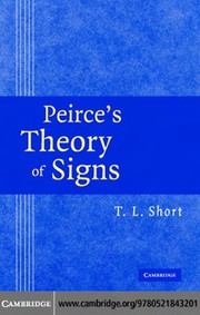 Cover of: C.S. Peirce