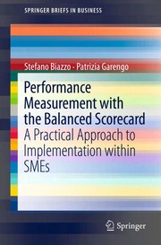 Performance Measurement with the Balanced Scorecard