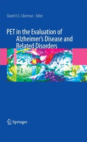 Cover of: PET in the evaluation of Alzheimer