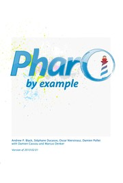 Cover of: Pharo by example | Andrew P. Black