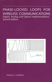 Cover of: Phase-locked loops for wireless communications | Donald R. Stephens