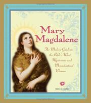 Cover of: Mary Magdalene | Meera Lester